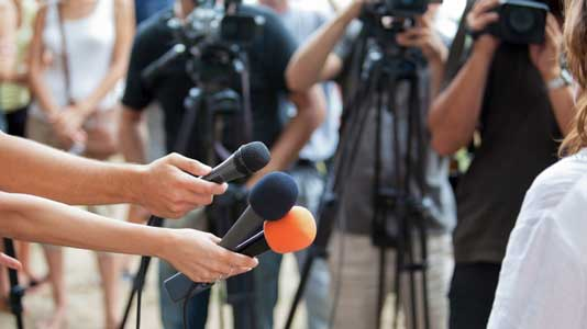 Dealing with the media confidently