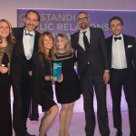 Orchard wins gold at PRide Awards