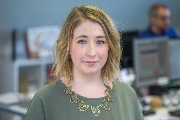A photo of Harriet Black