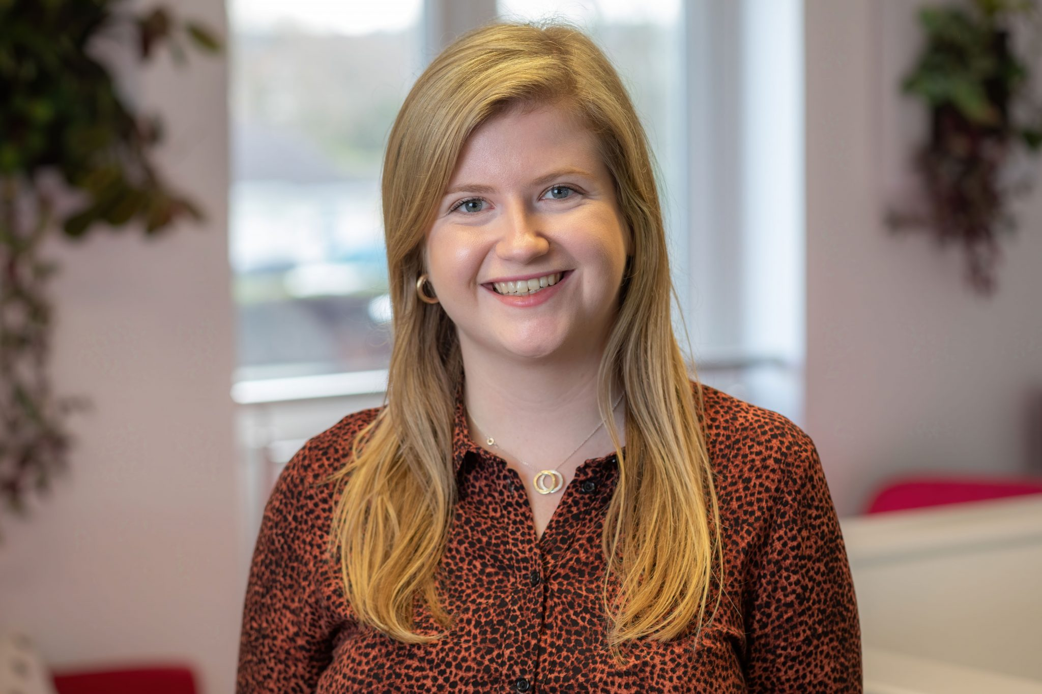 From intern to account manager; Laura returns to Orchard