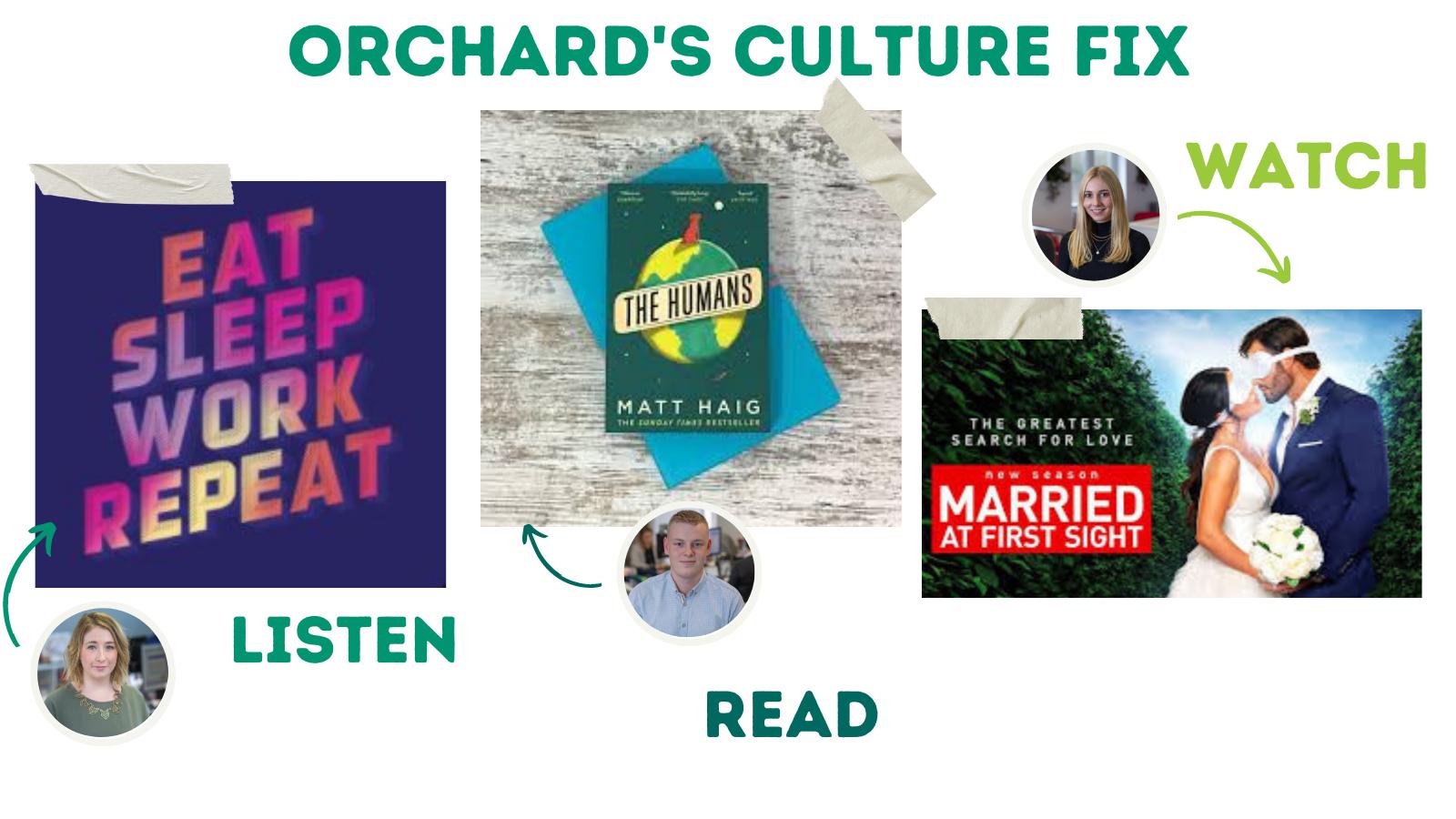 Orchard's culture fix #2