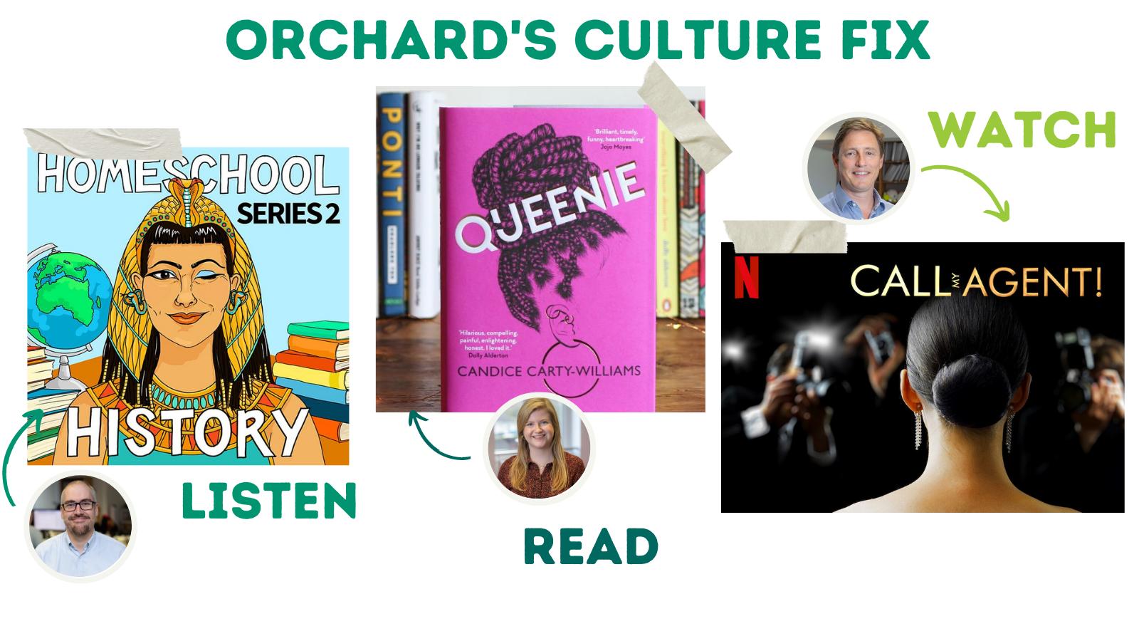 Orchard's culture fix #3