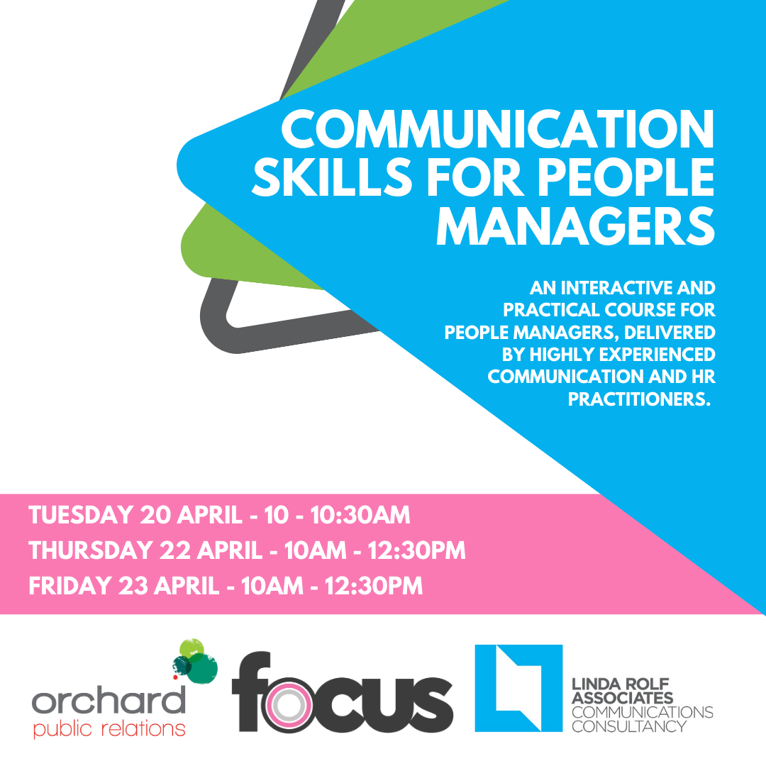 Developing managers' communication skills is key challenge for businesses post Covid-19