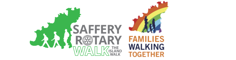SRW logo and Familes Walking Together event logo